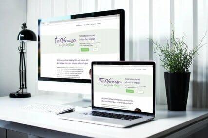 Responsive webdesign Taalvermogen