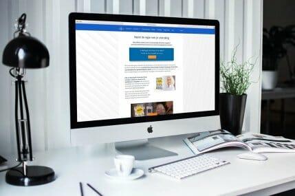 Responsive webdesign CharismaGids